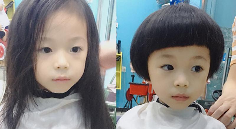 专业儿童理发的注意事项