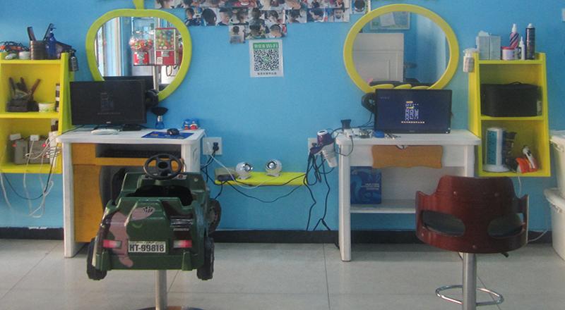 专业儿童理发店的运营